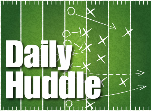 Daily Huddles for the Week Ahead